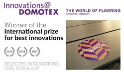 innovation domotex